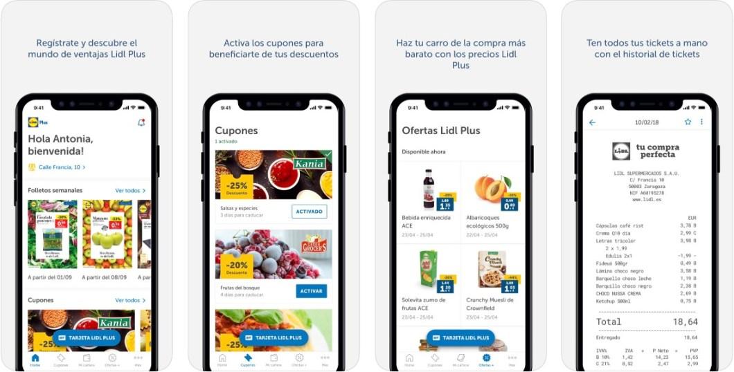 App de Lidl