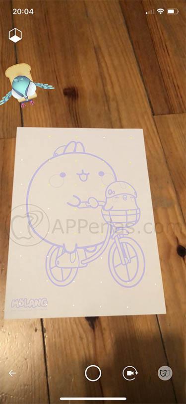 App para dibujar y aprender a dibujar ios iphone ipad sketch ar 2