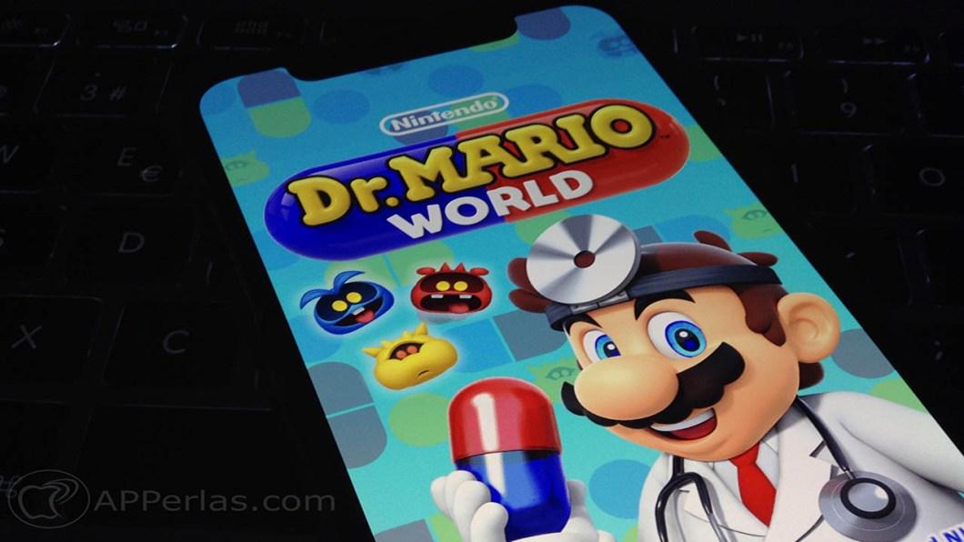 Dr. Mario World, el nuevo juego de Mario Bros para iOS 1