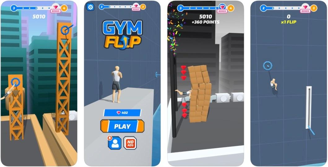 Juego Gym Flip