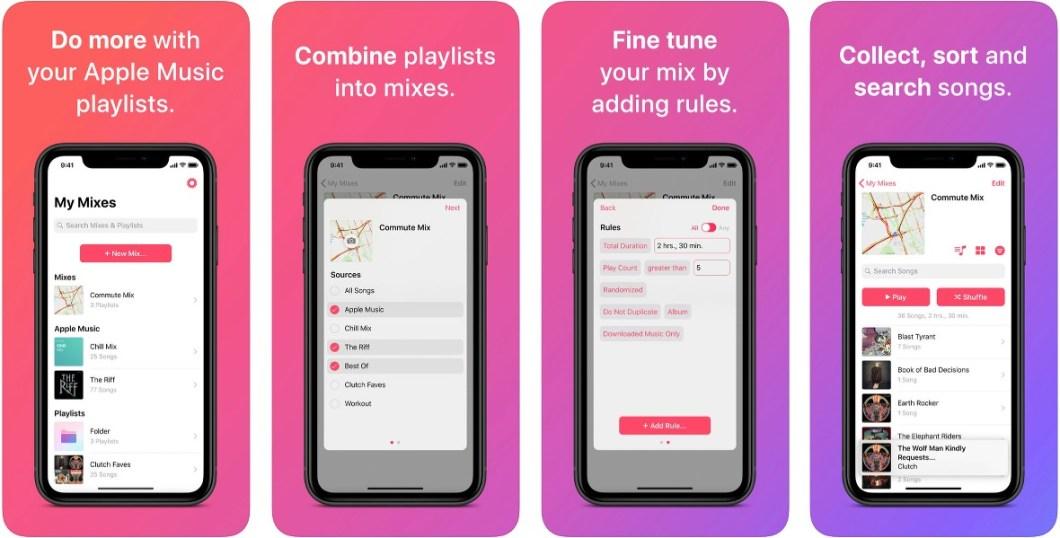 App Miximum