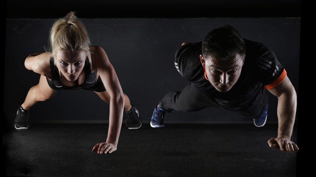Apps de salud y ejercicio