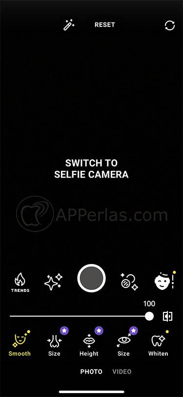 editor fotográfico y app de fotografía 2