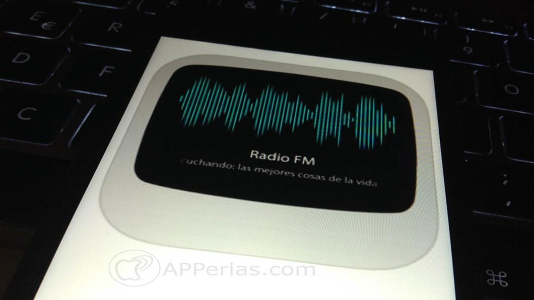 escuchar la radio en iPhone radio fm españa 1