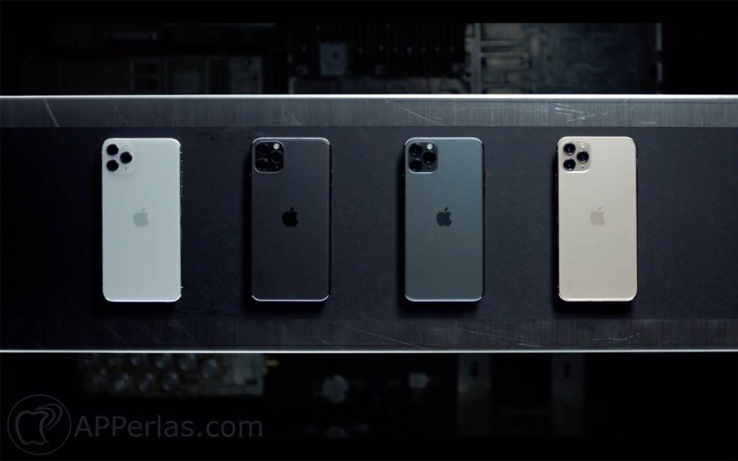 resistencia del iPhone 11 Pro