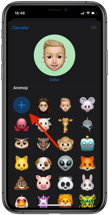 stickers de Memoji 3