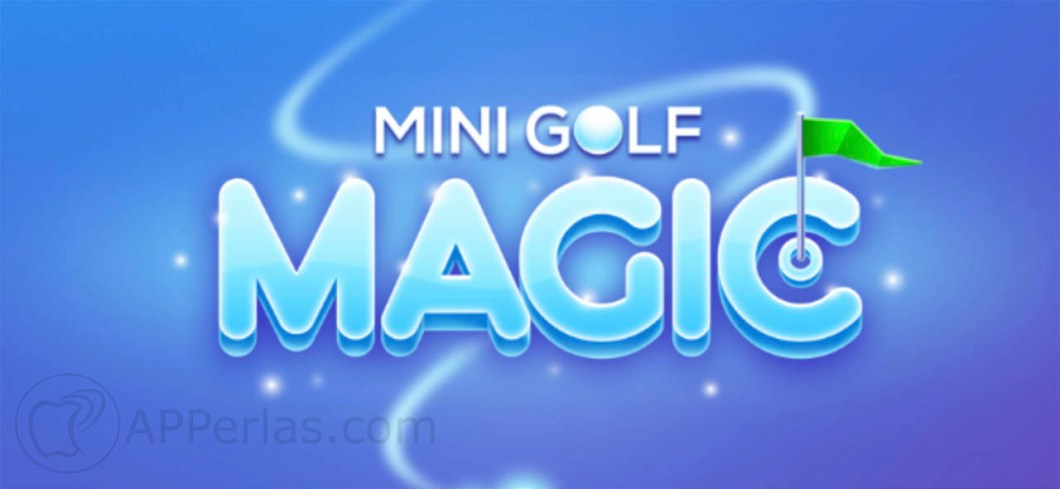 Mini Golf Magic iphone ipad juego game ios 1