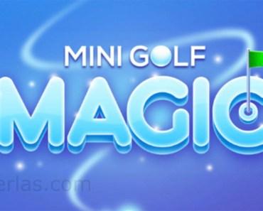 Mini Golf Magic, un juego tan sencillo como adictivo