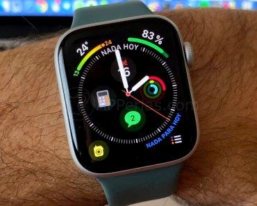 Cómo cerrar apps en el Apple Watch. Ciérralas desde la multitarea