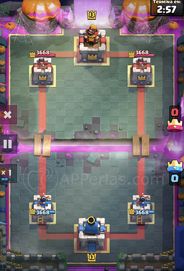 cuarta temporada de Clash Royale 2