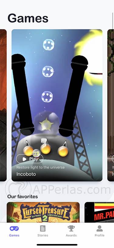 nuevo servicio de suscripción de juegos ios iphone ipad gameclub 1