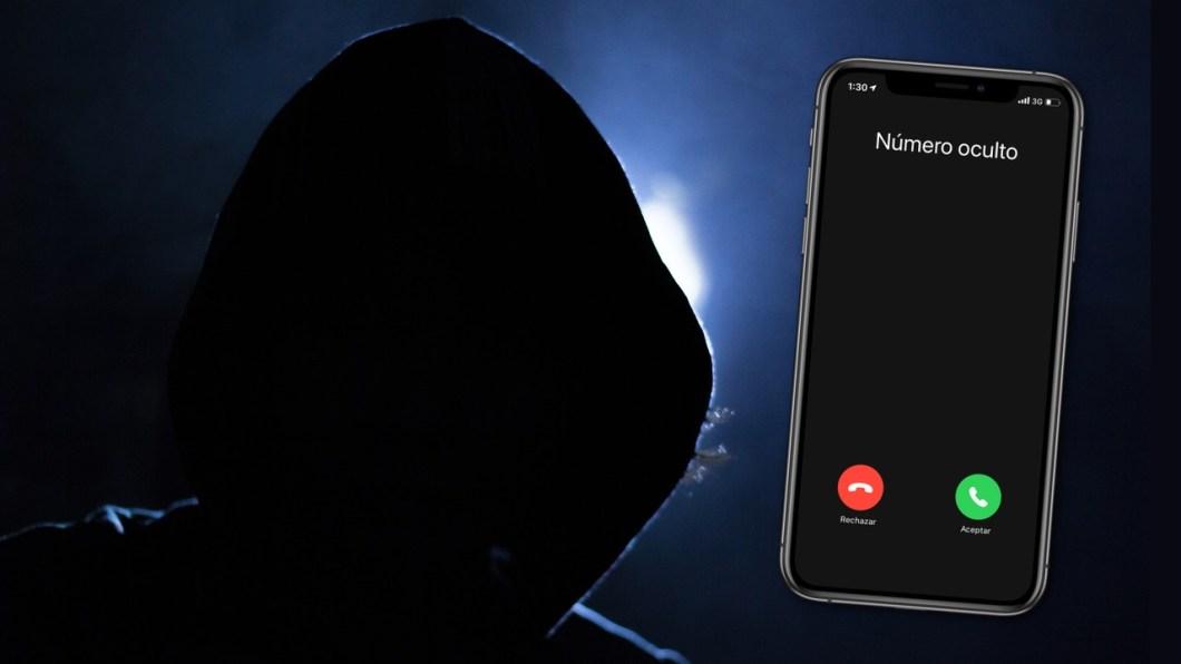 Cómo llamar con número privado