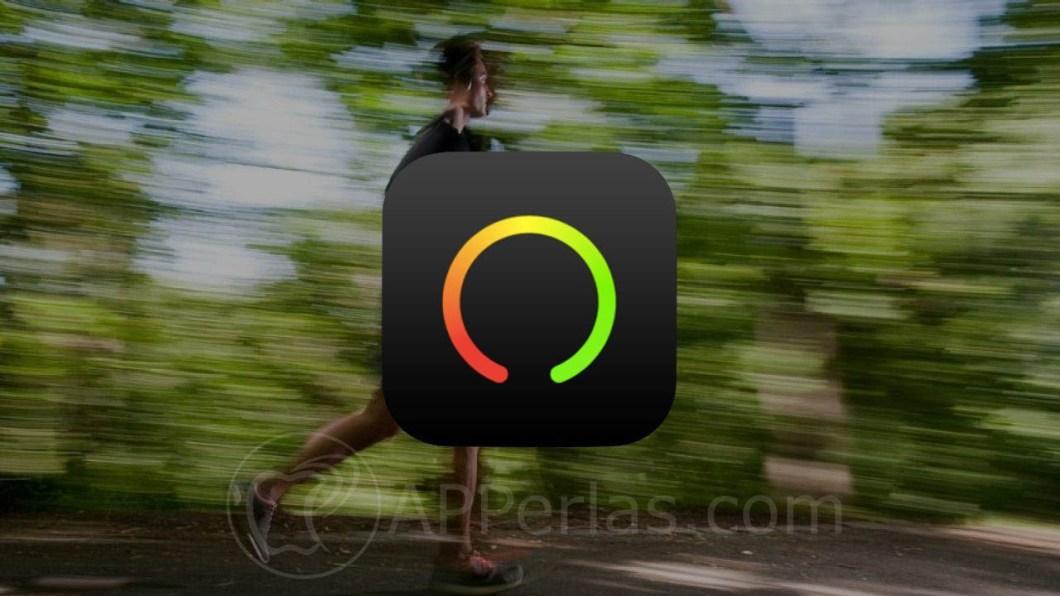 Completa app podómetro