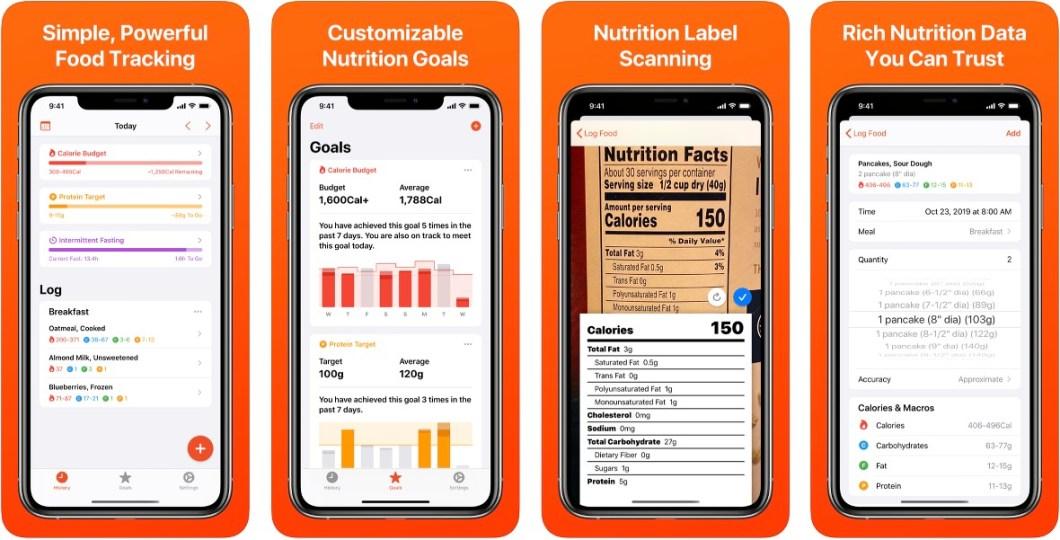 Control lo que comes con FoodNoms