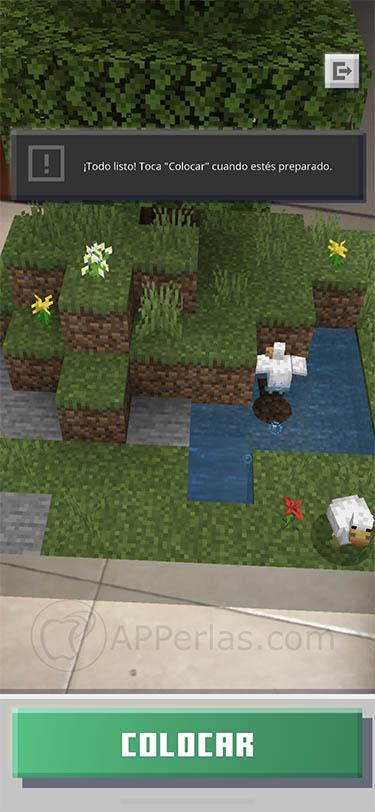 minecraft earth iphone ipad ios 3