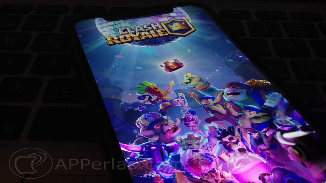 quinta temporada de clash royale 1