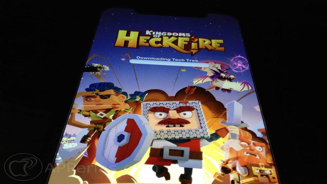Kingdoms of Heckfire 1