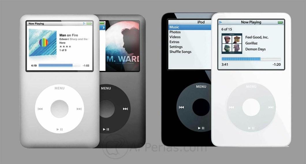 Rewound es una app que convierte tu iPhone en un iPod Classic 1