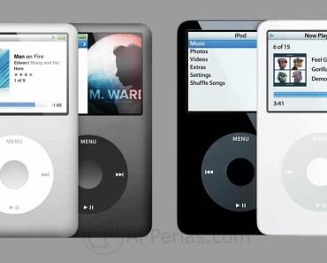 Rewound es una app que convierte tu iPhone en un iPod Classic