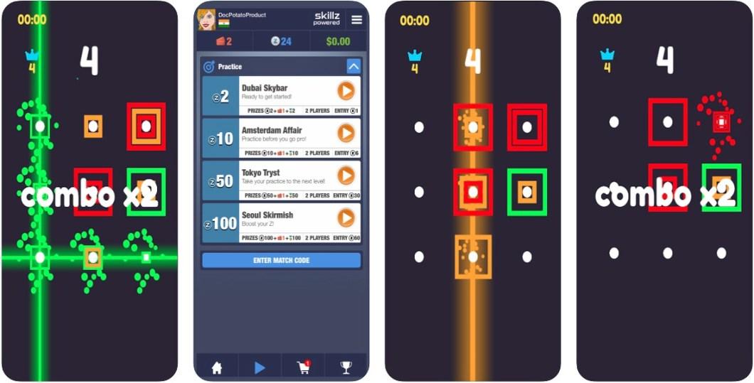 Juego de puzle para iOS