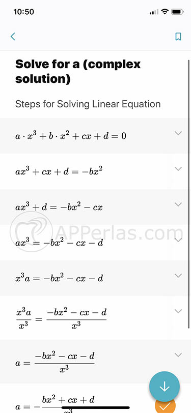 Interesante App Para Resolver Problemas Matematicos