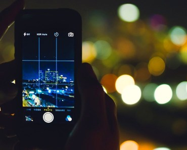 Cómo hacer fotos de noche con el iPhone