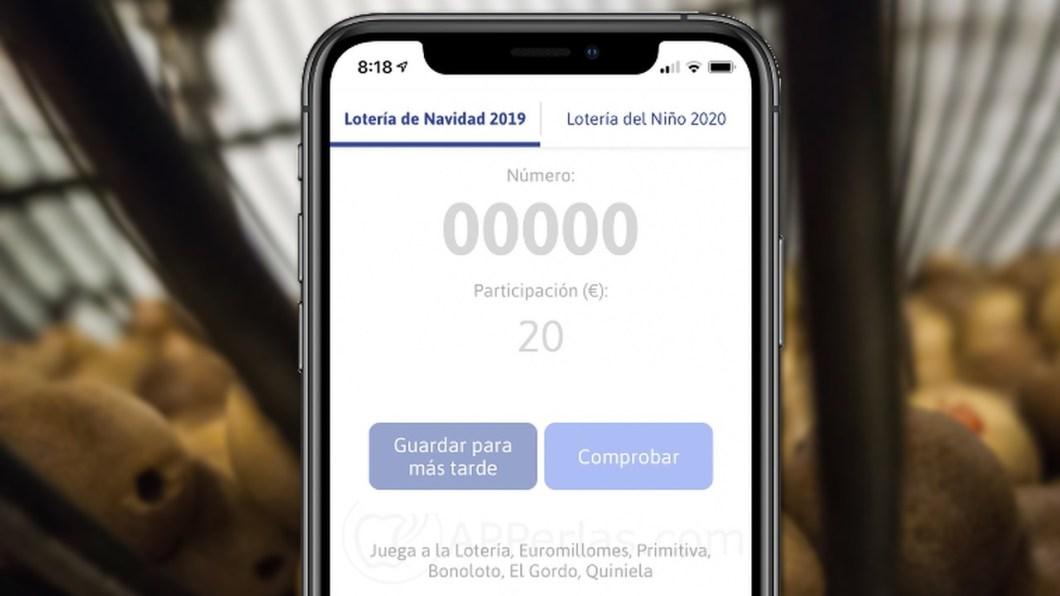 Comprueba tus participaciones del sorteo de la lotería del Niño