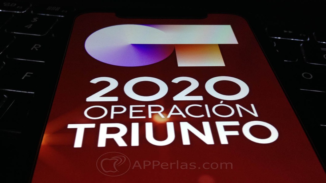 app OT 2020 operacion triunfo iphone ipad 1