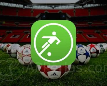 Entérate de todo el fútbol con esta app de fútbol para iOS