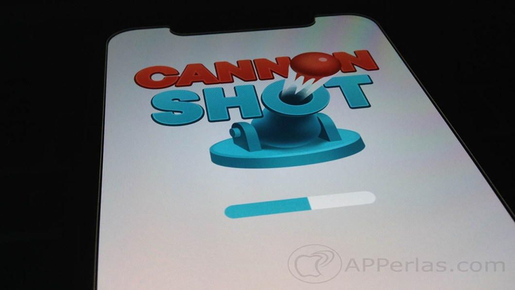 cannon shot! juego disparar ios iphone ipad 1