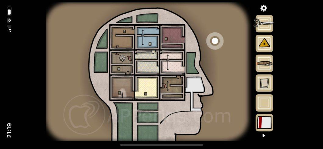 cube escape: paradox 3