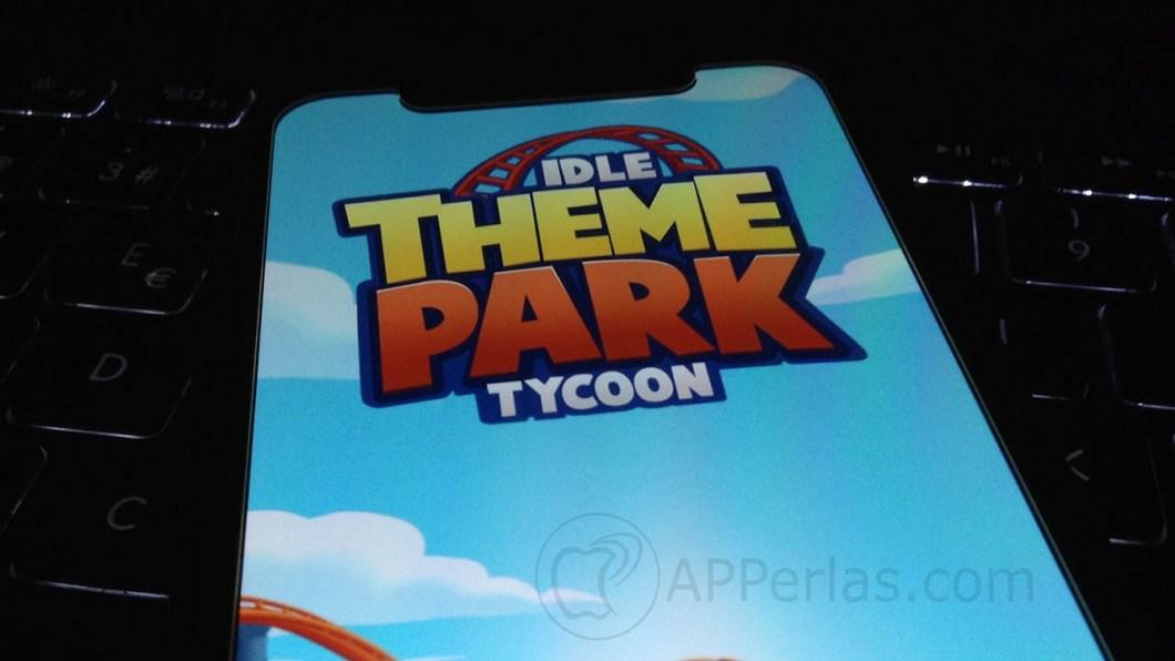 idle theme park 1