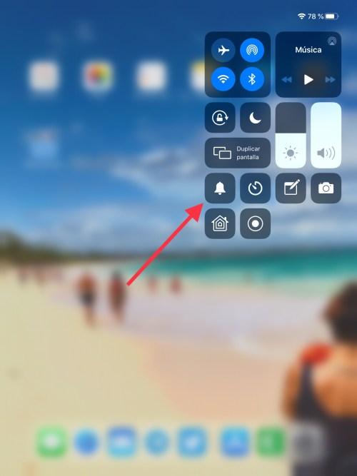 iPad en silencio 1