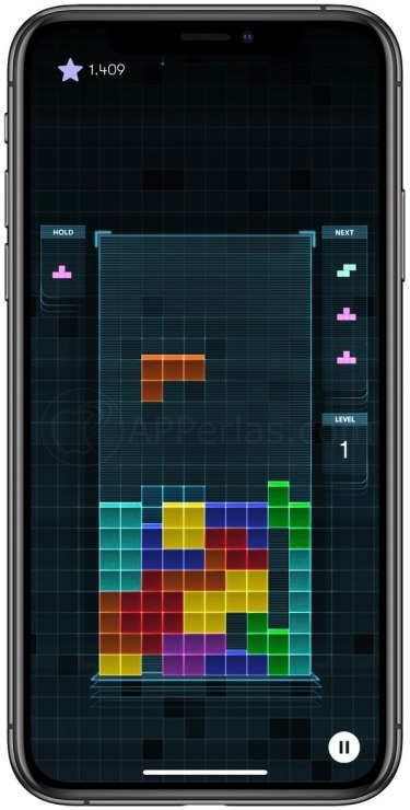 Nuevo Tetris para iOS