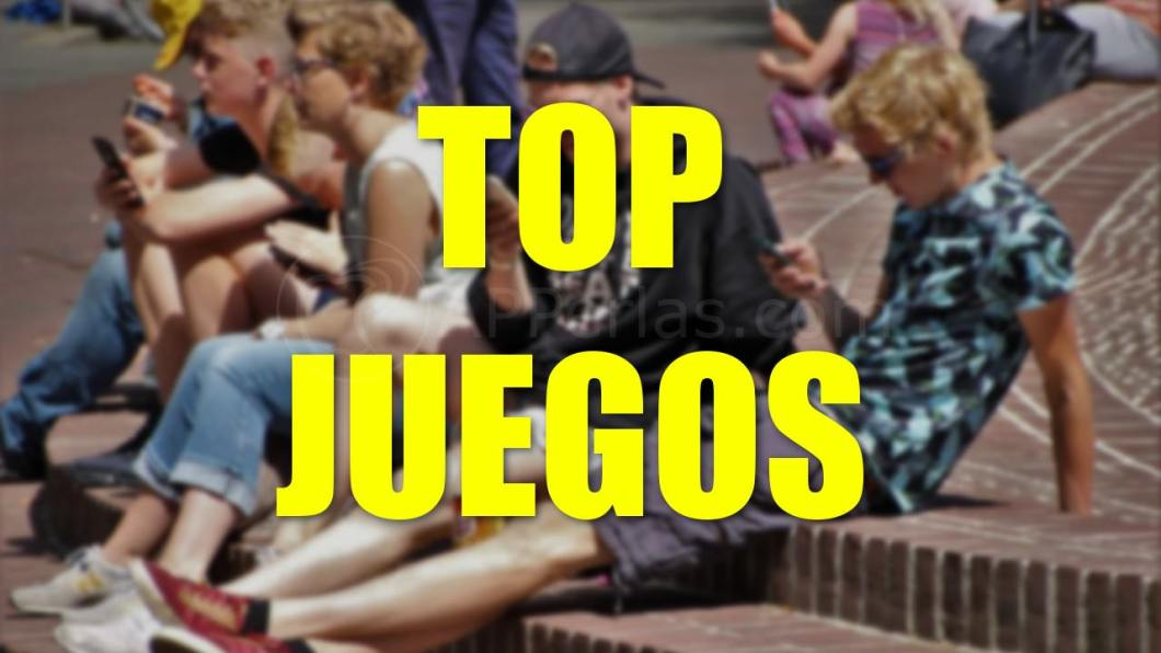 Top juegos iPhone