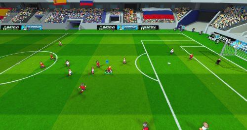 Charrúa Soccer 1