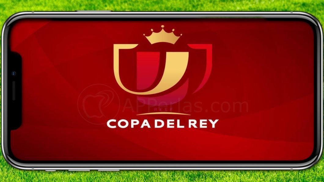 Disfruta de la Copa del Rey en tu iPhone y iPad