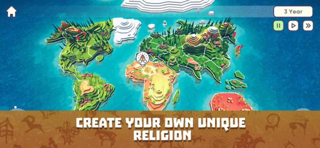 Juego Religion