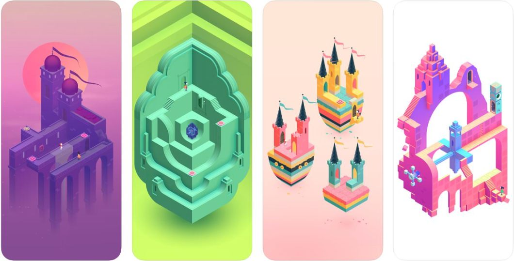 Monument Valley 2 para iOS