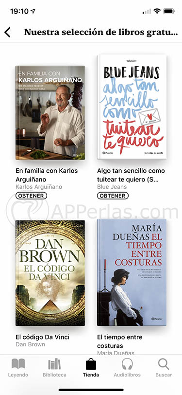 descarga libros gratis apple libros books
