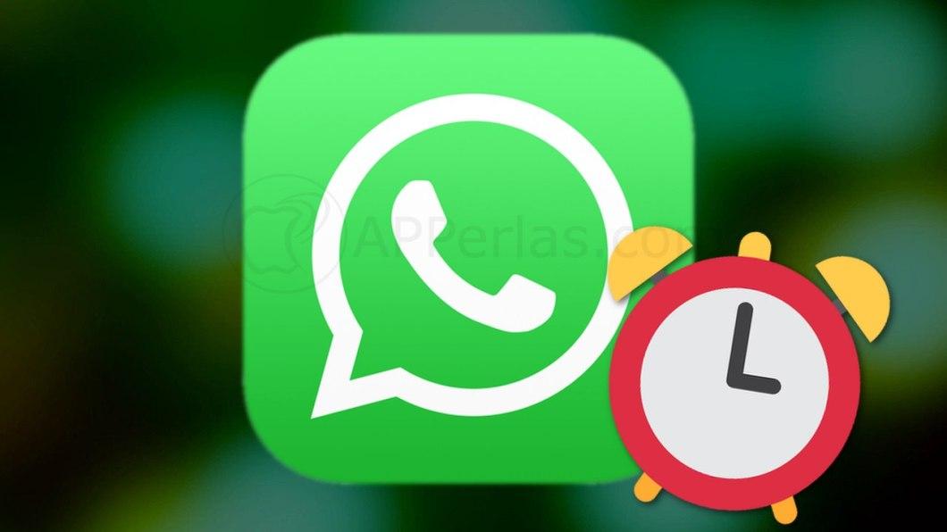 programar mensajes en WhatsApp