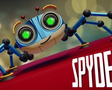 SPYDER, juego en el que con una araña robótica deberás salvar al mundo