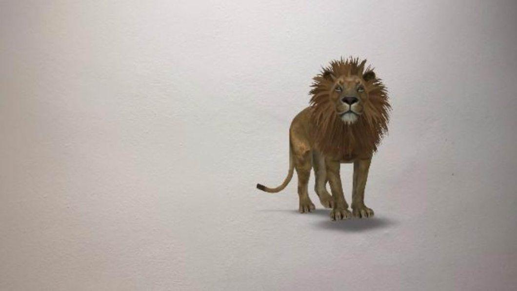 animales 3D de Google