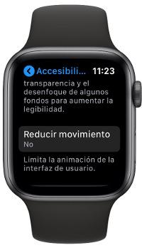 ahorrar batería en el Apple Watch 1
