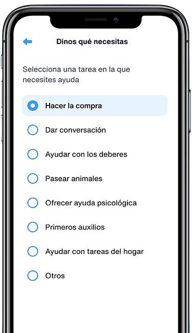 TeAyudo app coronavirus covid19 iphone 3