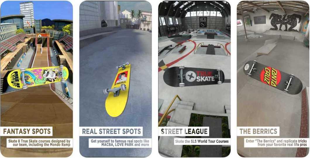 Simulador de Skate