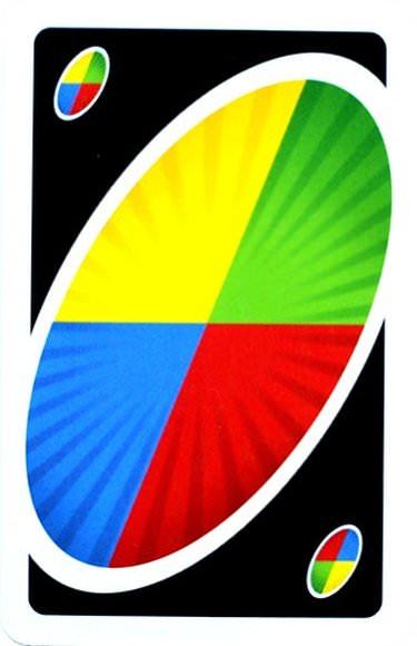 Carta de elección de color