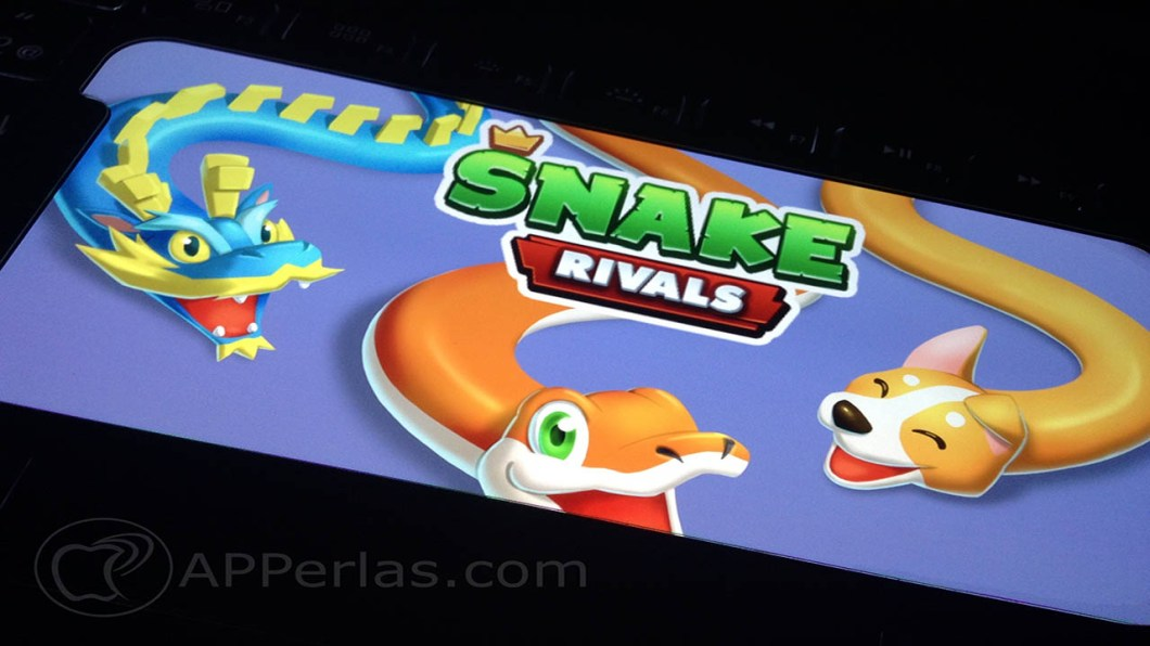 Snake rivals iphone ipad 2