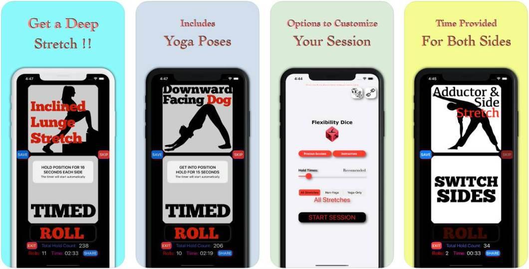 App de flexibilidad