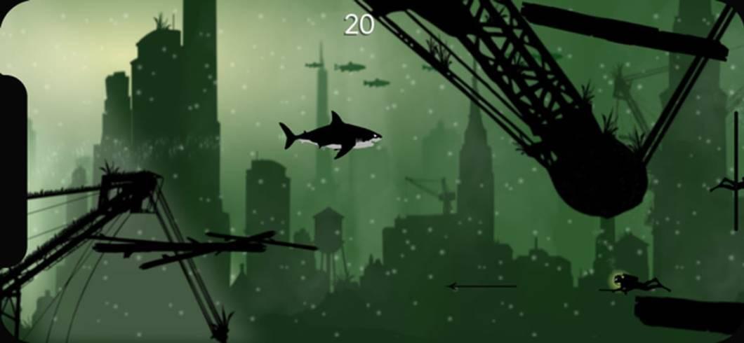 Juego del tiburón